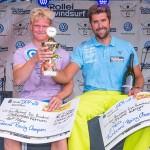 Zwei Sieger bei den Funboard Racing Championships