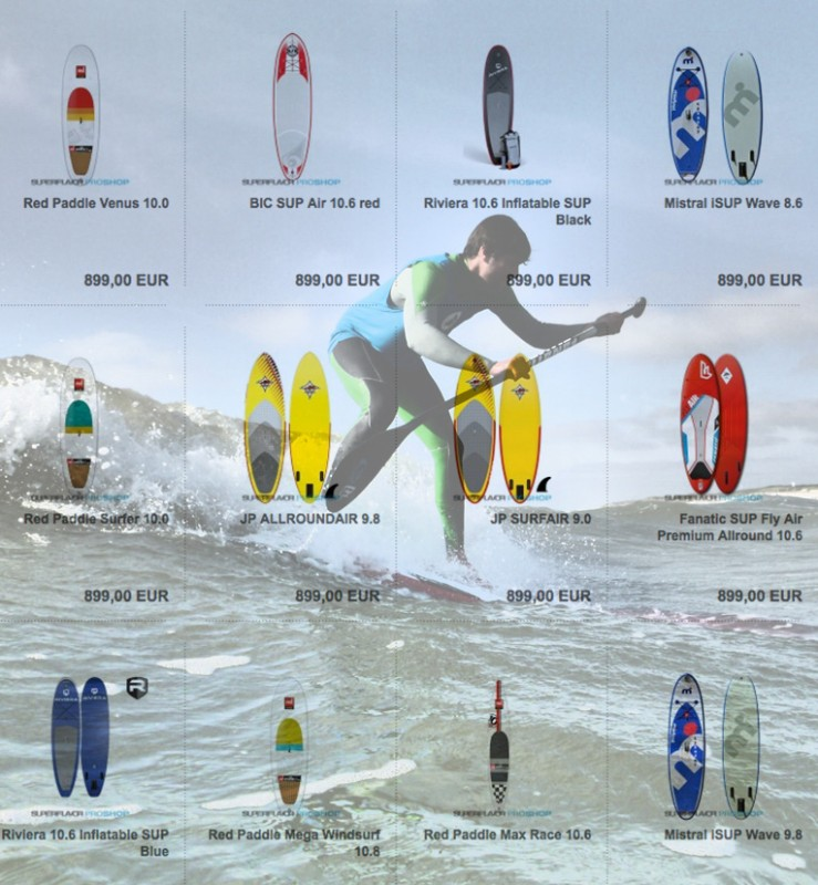 inflatable sup board empfehlung