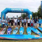 Starboard stellt das größte internationale Team beim SUP World Cup auf Fehmarn