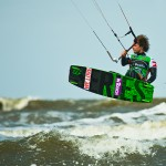 Think Blue. Kitesurf World Cup mit Spitzensport, Live Acts, Side Events und Partys
