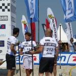 Dominic Boeer gewinnt Charity-Staffel beim CAMP DAVID SUP World Cup