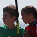 Noelani Sach paddelt sich auf Platz drei beim CAMP DAVID SUP World Cup Fehmarn