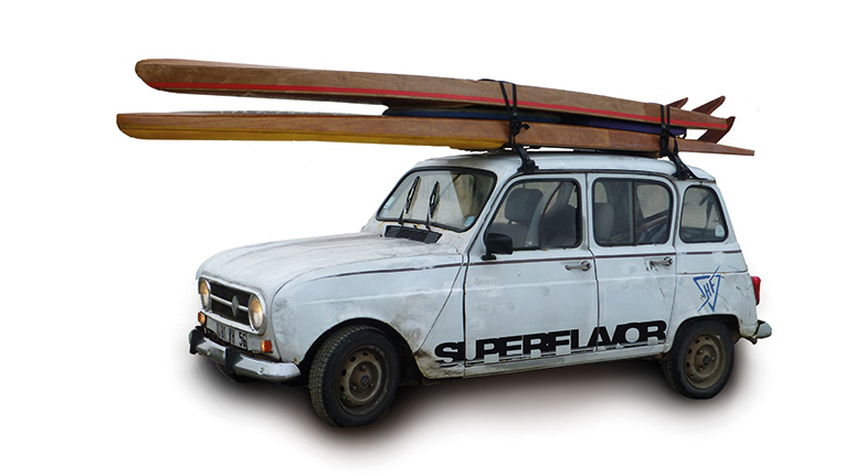 superflavor car