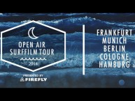 surffilm tour 2014