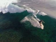 airfootage surf video drone