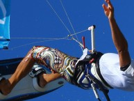 choppy water kitesurf fone