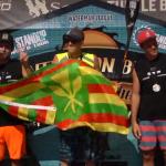 Huntington Beach Pro SUP World Series Video Highlights
