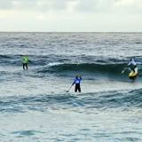 Noelani Sach sup wave