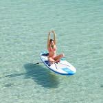 Yoga gegen Rückenschmerzen beim SUP