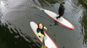power boards fin drive sup system