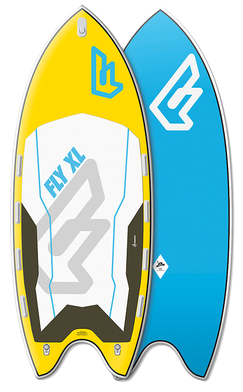 fanatic fly air xl sup detail