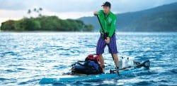 sup touring Expedition Board - Bart de Zwart by Tim McKenna