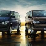 Neuer VW T6 von Volkswagen Nutzfahrzeuge feiert Premiere