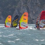 Windsurfing Euro-Cup in Torbole: Deutsche Teilnehmer in Top-Form