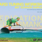 Gunnar Asmussen gibt Boardtuning Workshop