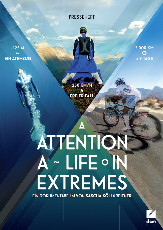 A Life in Extremes video cover