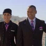 Flugzeug Sicherheitsvideo: Auf Surfing Safari mit Air New Zealand