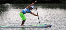 danny ching fastest paddler on earth 2014