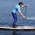 Vandal IQ Touring 12.6  im SUP Test