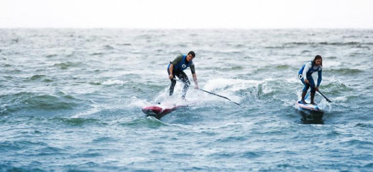 killerfish german sup challenge technical race superflavor