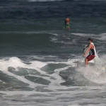 SUP Wave Contest auf Sylt