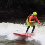 Wildwasser SUP DM in Lofer