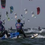 600 Kiter starten beim Red Bull Coast 2 Coast