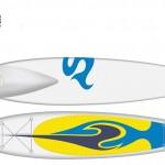 Neues Siren Ray mit zweiter Luftkammer und Verdränger Shape!