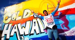 Cold Hawaii Windsurf World Cup