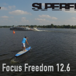 Focus SUP Freedom 12.6 im SUP Test