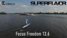 focus sup freedom inflatable sup test superflavor gleiten-tv 12