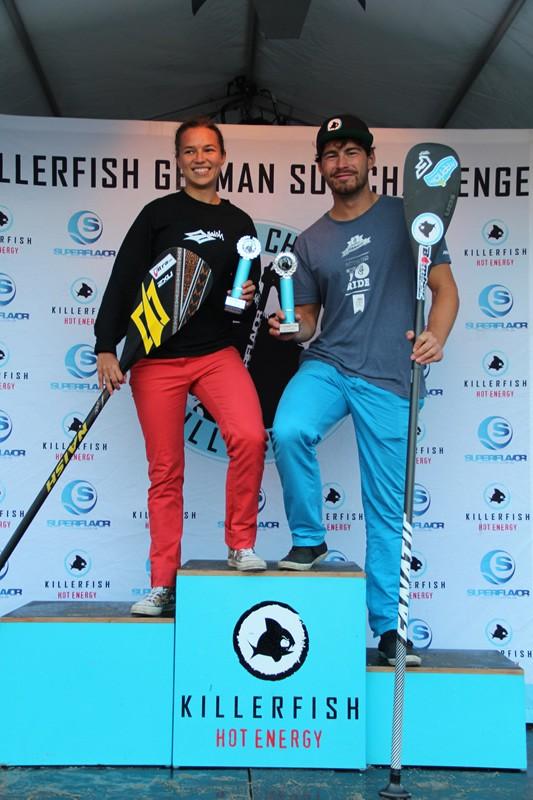 killerfish german sup chalenge 2015 sach steimer