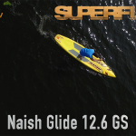 Naish Glide 12.6 GS im SUP Test