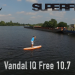Vandal IQ Free 10.7 im SUP Test