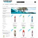 Neuer SUP Board Shop im Superflavor Proshop