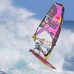Robby Naish beeindruckt beim PWA Finale auf Maui