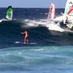 Maui SUP mit Fiona Wylde