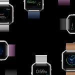 Fitbit Blaze auf der CES 2016 vorgestellt