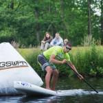 GSUPA RACE CLINIC by Siren SUP Surfing mit dem Deutschen Meister Normen Weber