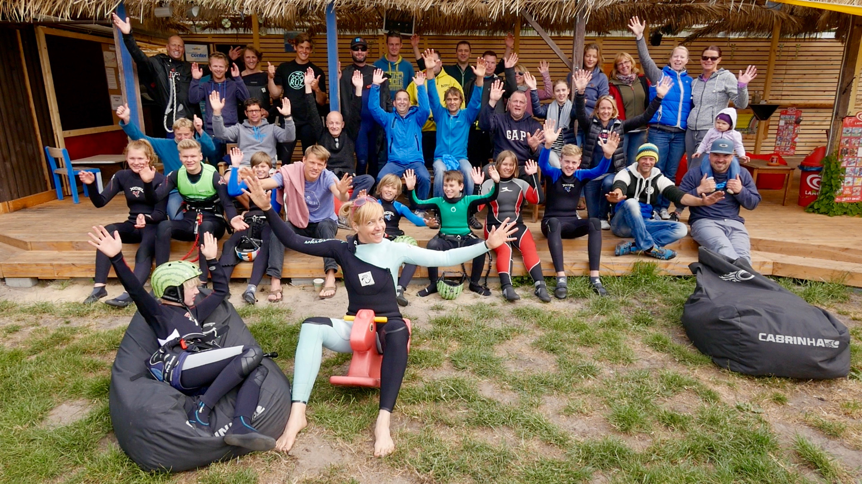 SGS Kids Camp 2016 Gruppe