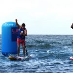 Beach Race Action bei der German SUP Challenge in Kühlungsborn