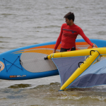 BIC SUP Air Allround 10.6 Wind SUP im SUP Test