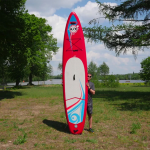 BIC SUP Air Touring 12.6 im SUP Test