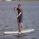 GTS Touring 12.0 im Inflatable SUP Test
