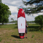 Fanatic Fly Air Premium 10.4 im SUP Test