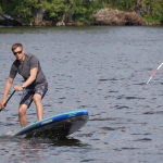 Starboard Astro Touring Deluxe 12.6 im Inflatable SUP Test