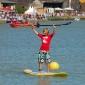 SUP Race Münster - Winner Girls Susanne Keller