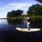 sup touren - berlin pfaueninsel