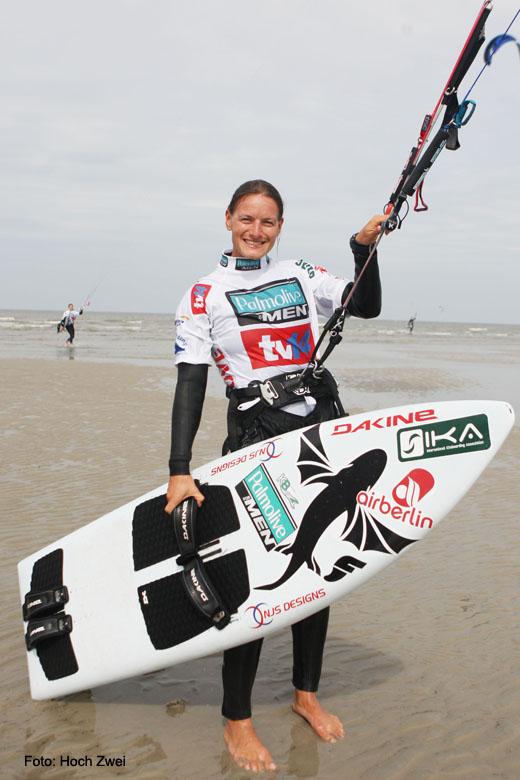 Kirstin Boese – Kitesurf World Cup