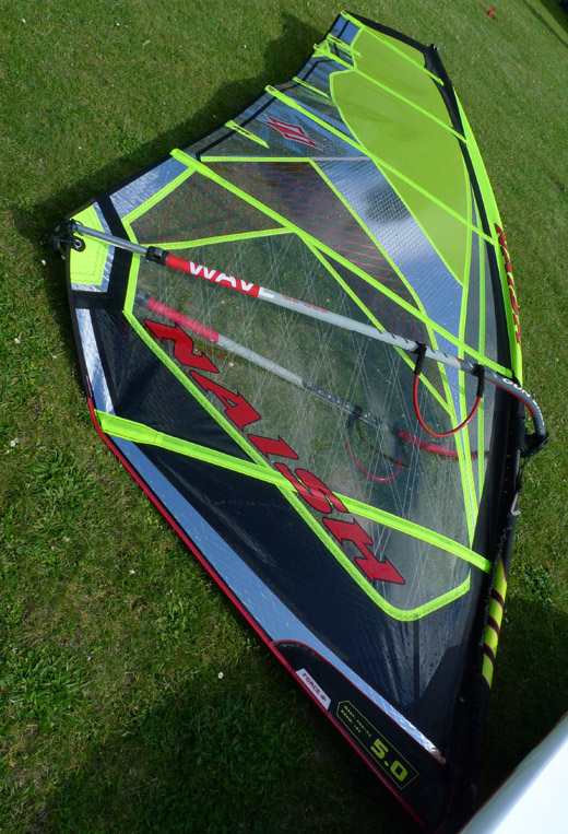 Naish Force 5,0 Test